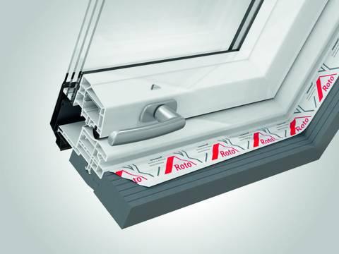 Dachflächenfenster detail roto  Schüco Fenstersysteme - Dachfenster